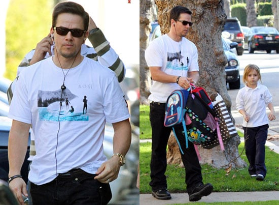 Photos of Mark Walhberg