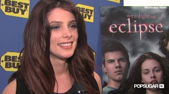 Video of Ashley Greene at Eclipse DVD Signing in New York