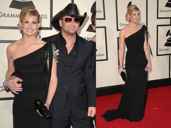 Grammy Awards: Faith Hill