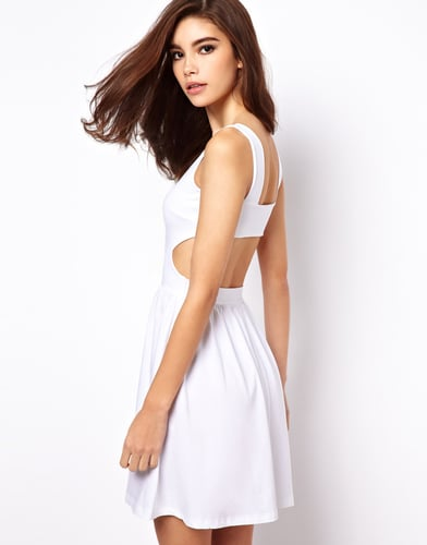 ASOS Sundress With Cut Out Back