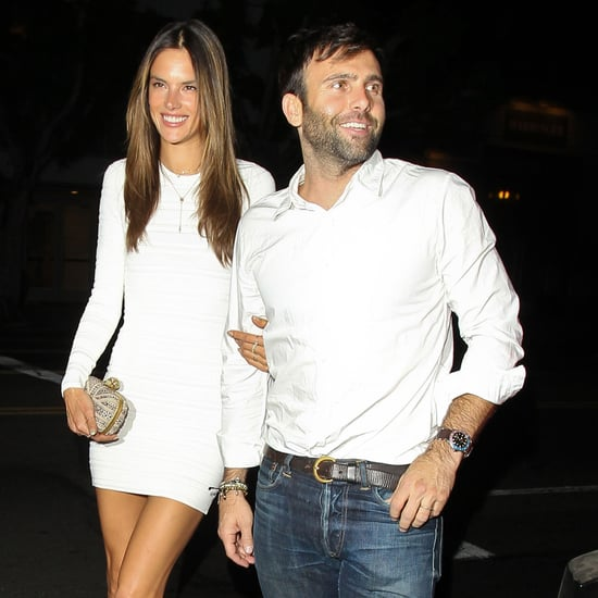 Alessandra Ambrosio's Birthday Dinner in LA