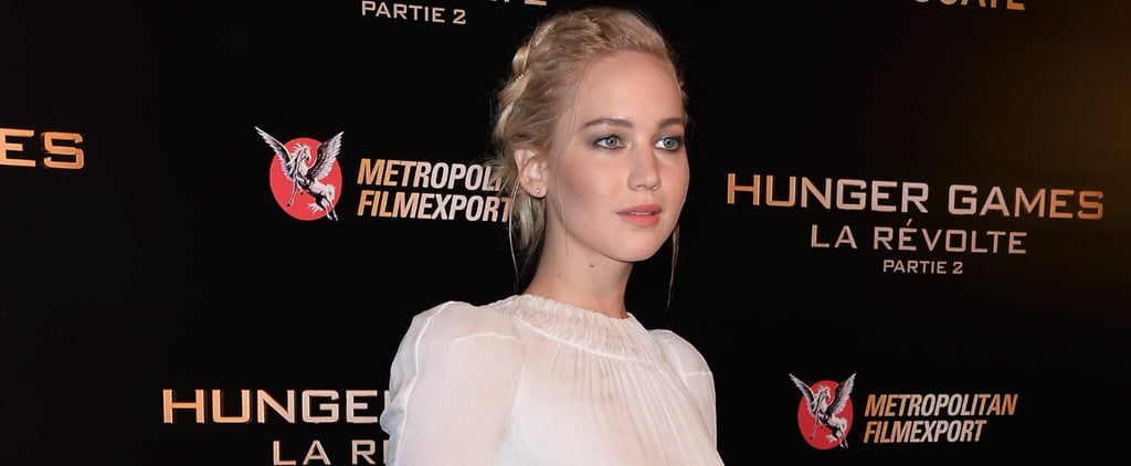 Jennifer Lawrence's Latest Appearance Proves She Might Actually Be an Angel