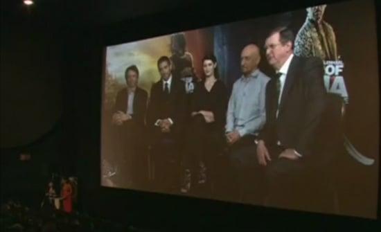Jake Gyllenhaal at Prince of Persia UK Premiere