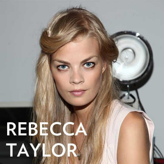 Rebecca Taylor Reinvents The Beachy Look for Spring