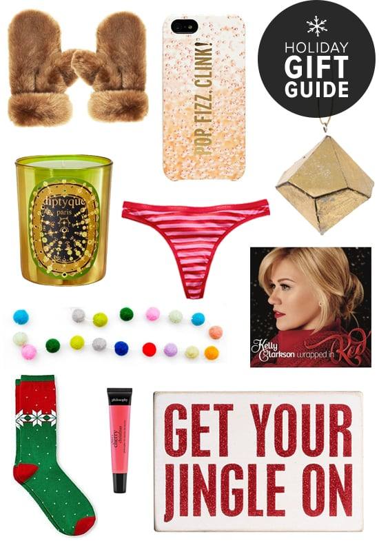 """Take the initiative, and shower your girlfriends with these POPSUGAR Love & Sex gifts that scream """"ho, ho, ho!"""" In other words, get your jingle on, girl."""