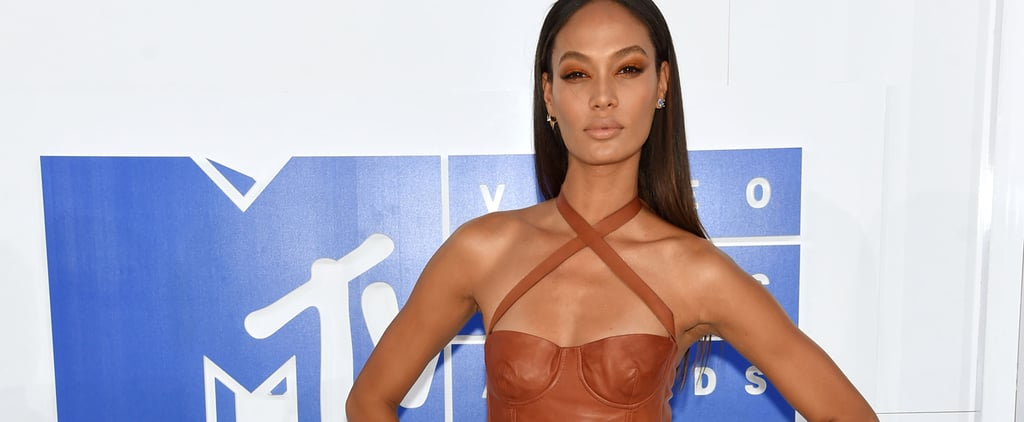 Joan Smalls's VMAs Red Carpet Look Would Make Khaleesi Jealous