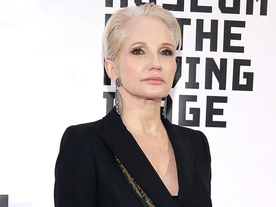 Ellen Barkin Hospitalized After Choking on Set - But Heads Back to Work the Next Day: Report