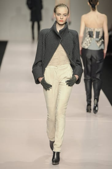 Milan Fashion Week: Sportmax Fall 2009