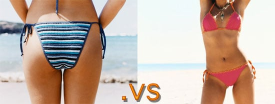 Which is Your Goal This Summer: Toned Tush or Flat Abs?