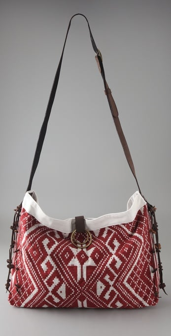 JADETribe Messenger Bag ($181)
