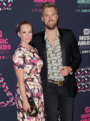 Charles Kelley Says Motherhood Makes His Wife 'Really Sexy': There's 'Beauty in the Way She Handles Our Baby'