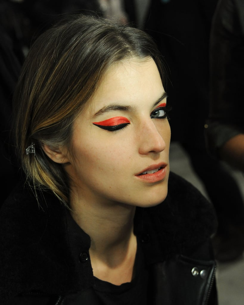 The Makeup at The Blonds, New York
