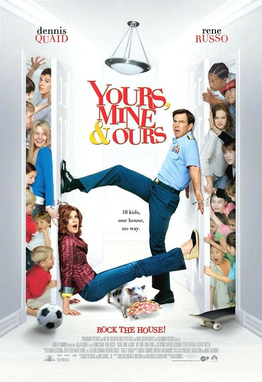 Yours, Mine & Ours (2005)