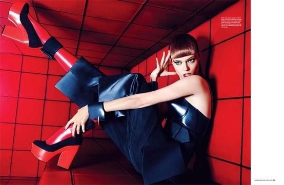 Harper's Bazaar Singapore April 2012