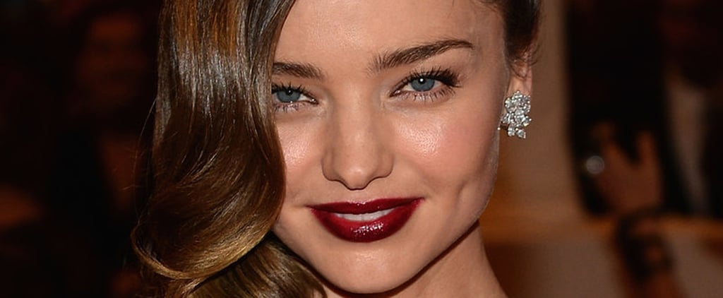 9 Times Miranda Kerr Shocked Us With Her Beauty Choices