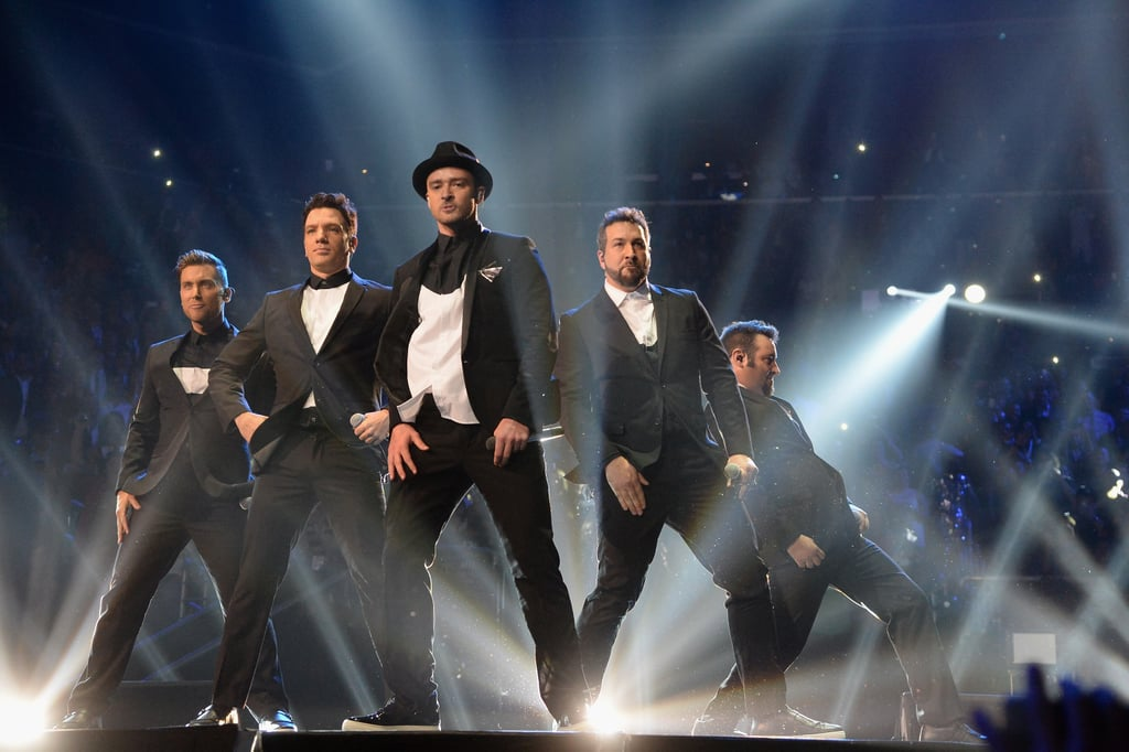 Biggest Tease: the *NSYNC Reunion