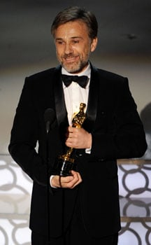 Best Supporting Actor Christoph Waltz Press Room Quotes 2010-03-07 22:04:00