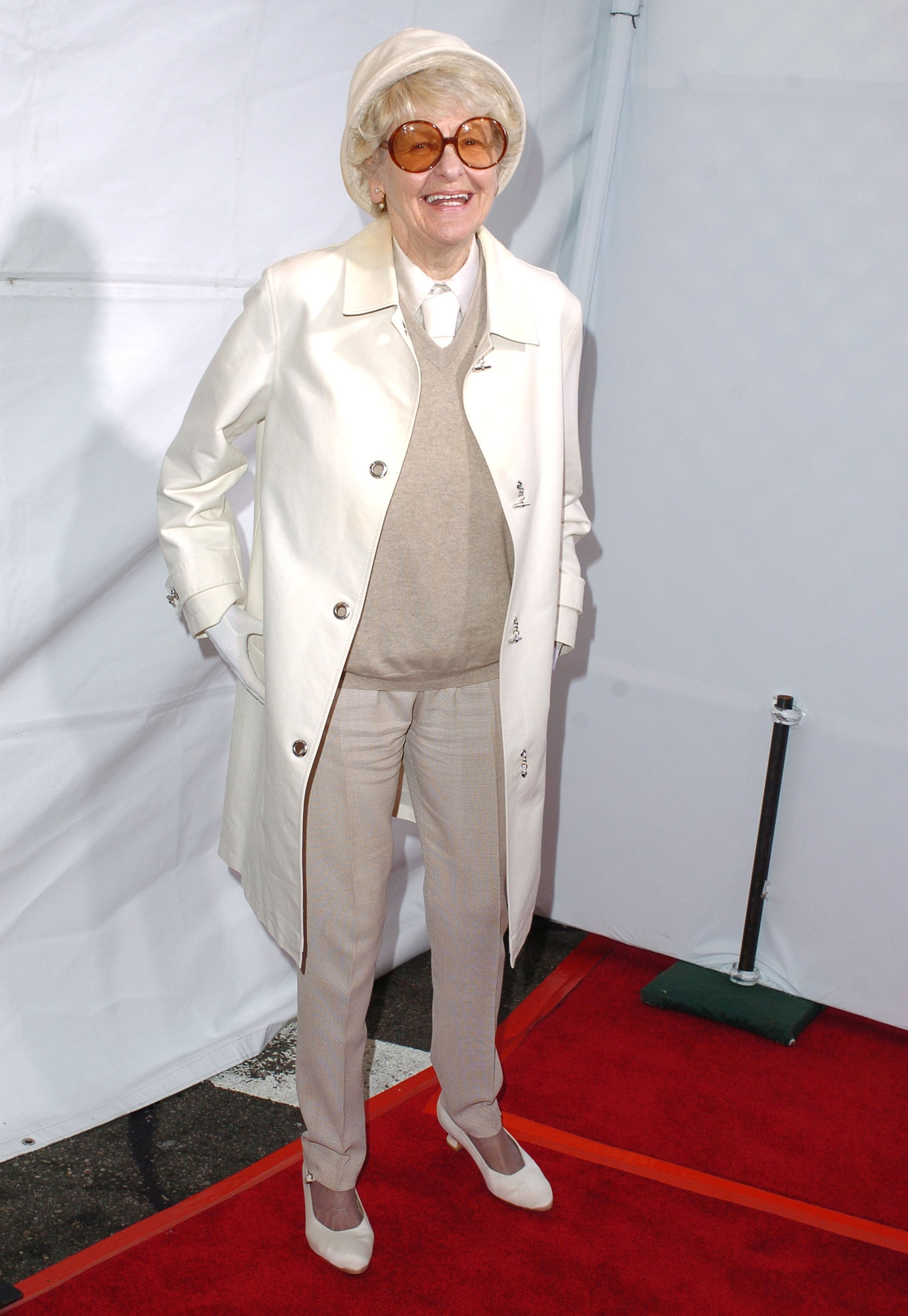 Elaine Stritch at the Monster-in-Law Premiere