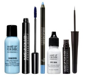 Giveaway of the Day! Make Up For Ever Aqua Essential Waterproof Eye Set