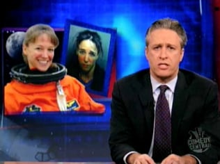 Jon Stewart On Sex, Diapers and Astronuts