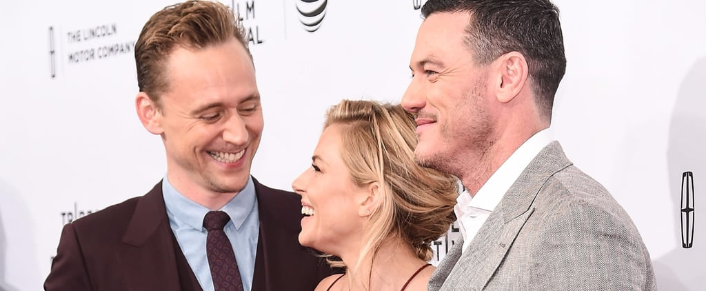 Sienna Miller Is Surrounded by Handsome Men on the Red Carpet, but What Else Is New?