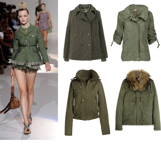 Shopping: Front Line Army Jackets