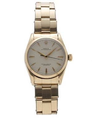 Vintage Rolex Watch Via J.Crew: Love It or Hate It?