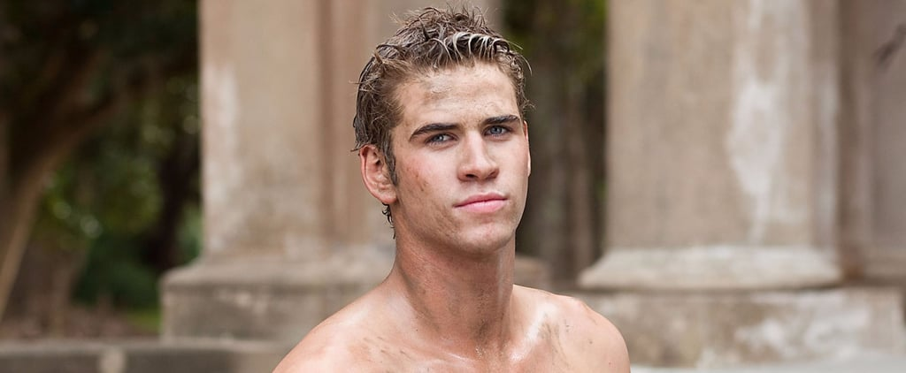 These Shirtless Liam Hemsworth Pictures Will Make You Wish You Were Miley Cyrus