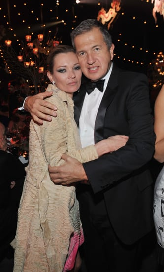 Mario Testino Met Kate Moss While She Was Crying Backstage