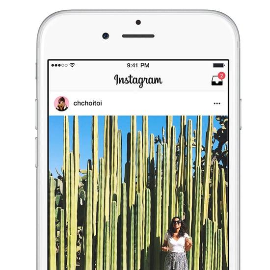 New Instagram Design For App