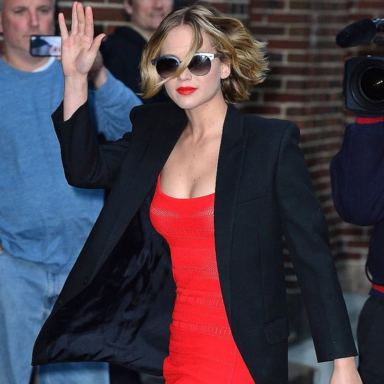 Jennifer Lawrence Best Style Pictures of 2014