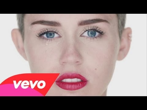 """Most Parodied Video: Miley Cyrus's """"Wrecking Ball"""""""