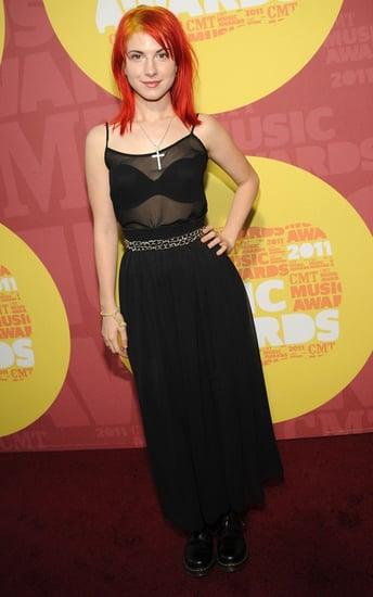 Hayley Williams(2011 CMT Music Awards)