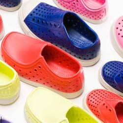 Native Shoes an Alternative to Crocs For Kids
