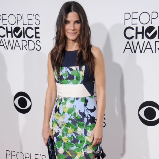 Sandra Bullock Adopts Little Girl
