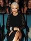 Christina Aguilera took her seat at the ALMA Awards in LA.