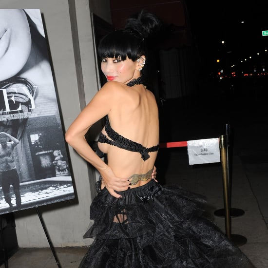 Bai Ling Dress at the Real Experimental Film Festival