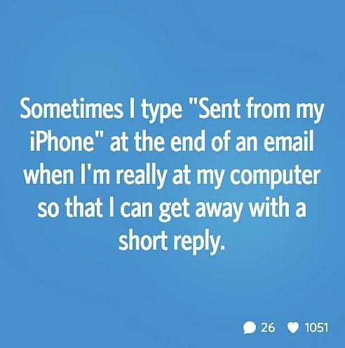 Funny Secret App Messages