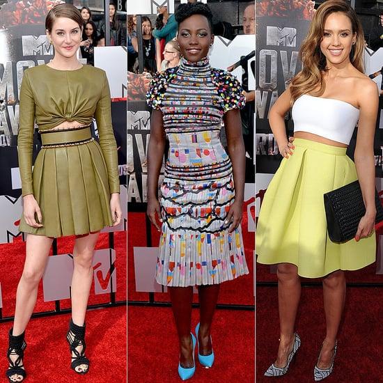 2014 MTV Movie Awards Highlights