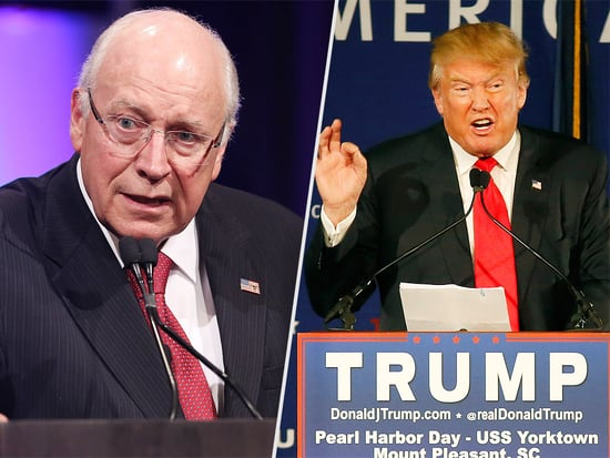 'Love Trumps Hate': Everyone from Hillary Clinton to Dick Cheney Blasts Trump's Radical New Plan to Ban Muslims from Entering U.