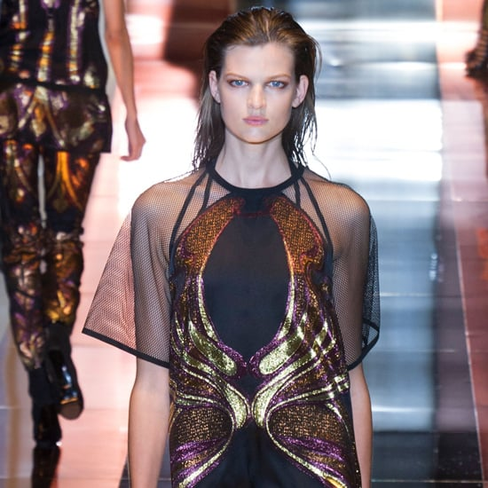 Gucci Spring 2014: Sheer Perfection