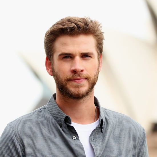 Liam Hemsworth Australia Photocall June 2016