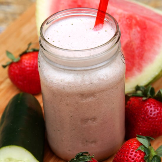 Healthy Smoothies With Summer Fruit