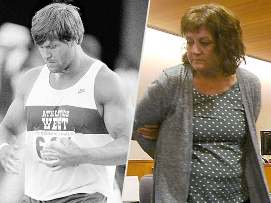 California Woman Gets 50 Years for Murdering Olympic Medalist Husband Who She Accused of Beating Her