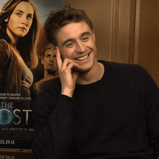 Max Irons and Jake Abel Interview For The Host