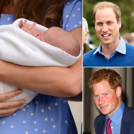 "The Royals Gush Over Little ""Georgie"""