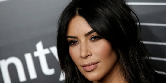 This Is What Kim Kardashian Puts On Her Face. It's Super Expensive, Because Obviously.