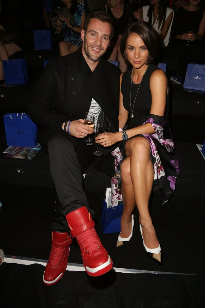 Kris Smith and Maddy King at MBFWA Day Four
