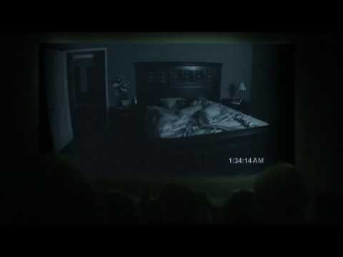 Paranormal activity release date in Australia