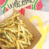 McDonald's Releases New Garlic Fries - but There's a Catch